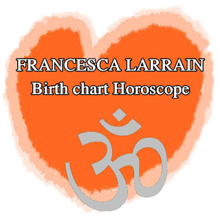 Astro Wiki FRANCESCA LARRAIN Birth chart Personality traits