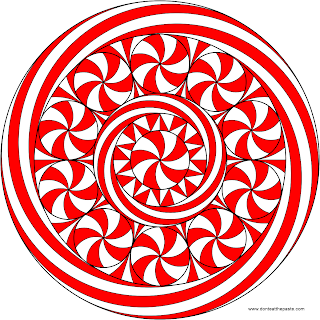 Peppermint Mandala