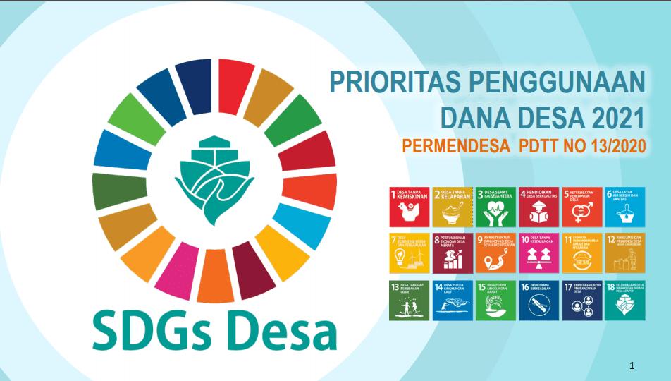 Konperensi Pers Prioritas Penggunaan Dana Desa  Konferensi Pers Prioritas Penggunaan Dana Desa 2021