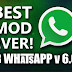Download Latest Version of GB Whatsapp v6.65 (Mod Apk) for FREE [Enabled Stickers] [Updated Version] [2018]