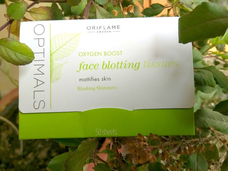Face Blotting tissue