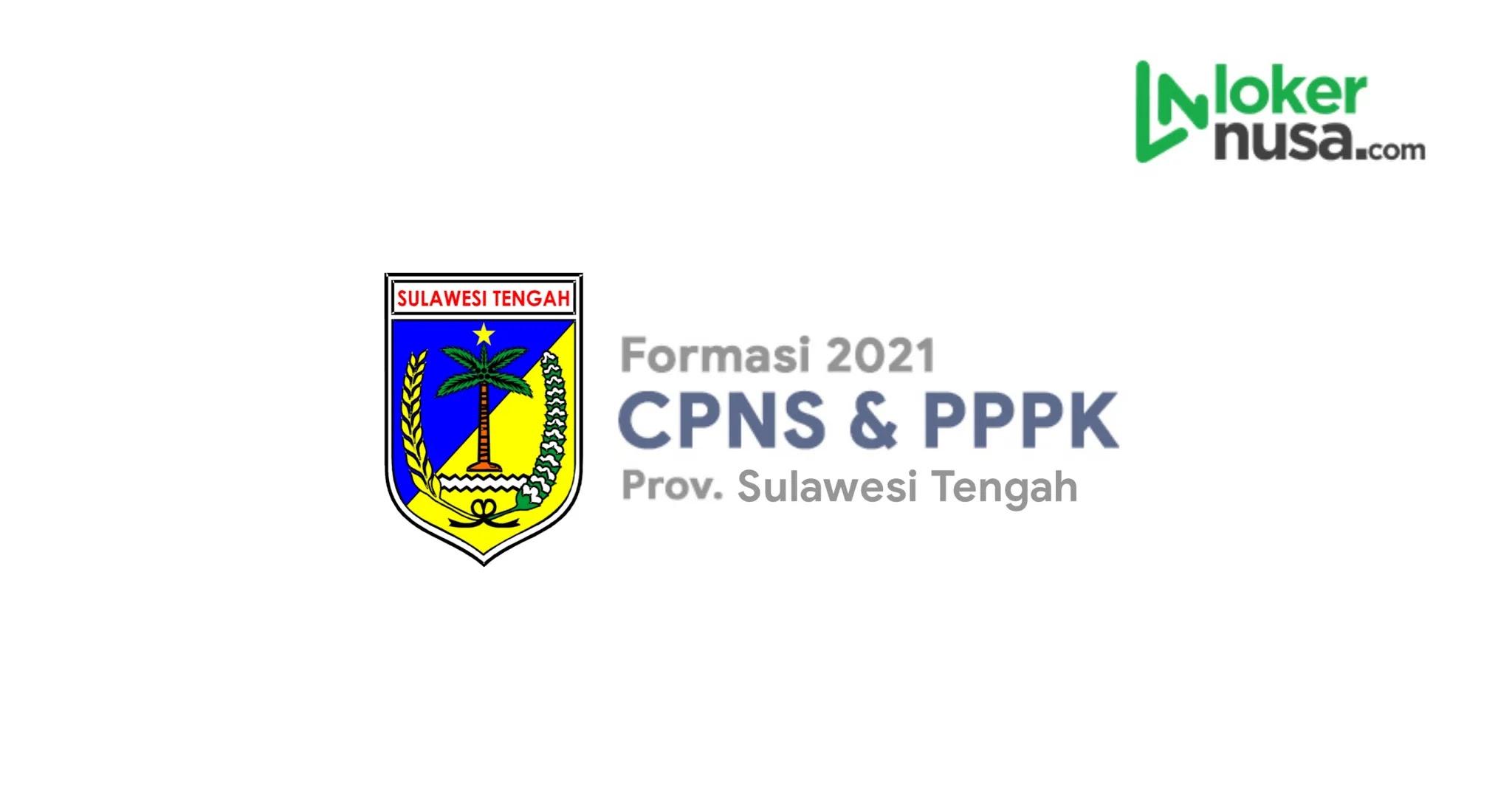 CPNS Sulawesi Tengah