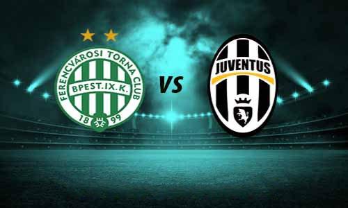 مشاهدة مباراة يوفنتوس وفرينكفاروزي بث مباشر 4-11-2020 دوري أبطال أوروبا