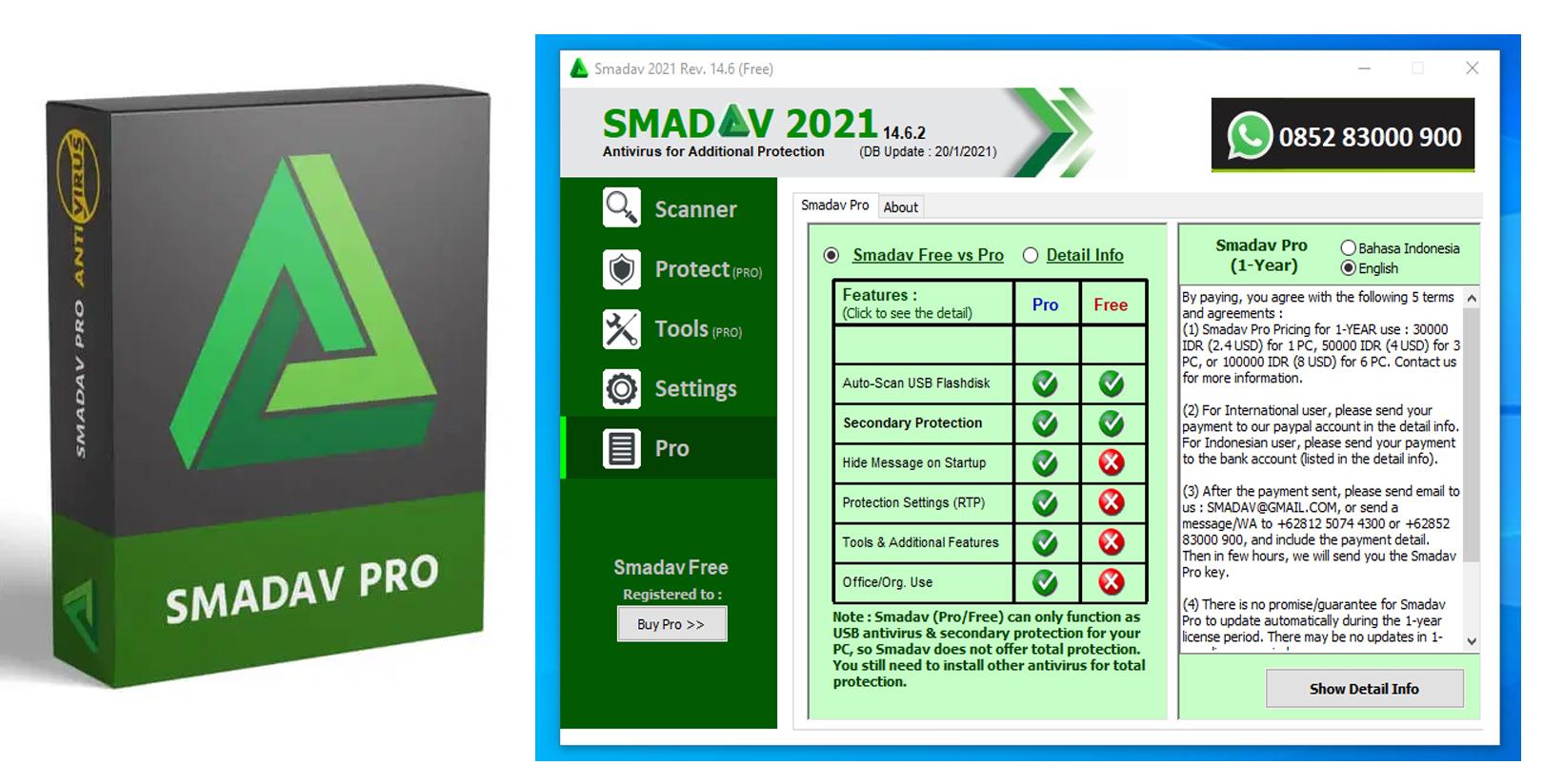 Cara Mudah Install Smadav  Pro Antivirus Full Version