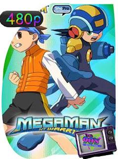 MegaMan NT Warrior (2001) Temporada 1 [480p] Latino [GoogleDrive] PGD