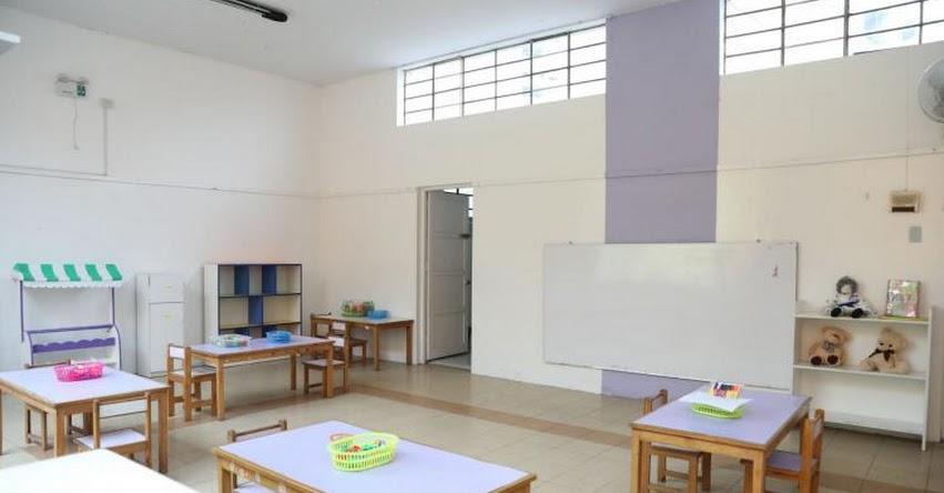 MINEDU: Estas tres condiciones básicas deberán cumplir los colegios para el retorno a clases semipresenciales
