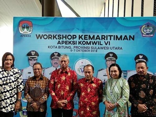 Apeksi Komwil VI Rumuskan 6 Usulan Workshop Kemaritiman