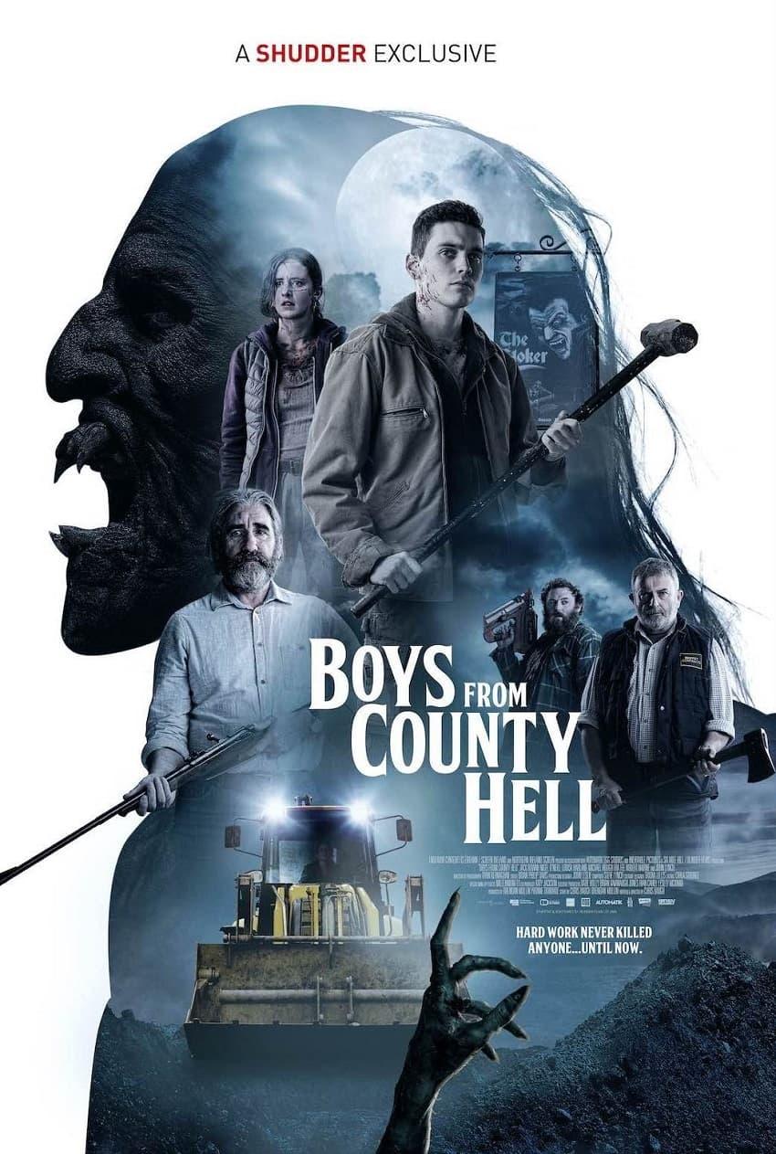 Shudder показал трейлер Boys from County Hell - хоррора про ирландского вампира - Постер