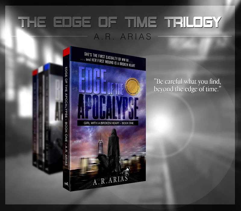 The Edge of Time Book 1 Free on Kindle for a Limited Time!