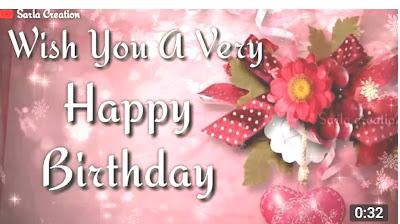 Birthday shayari - Hindi Shayari- whishing birthday shayari in hindi