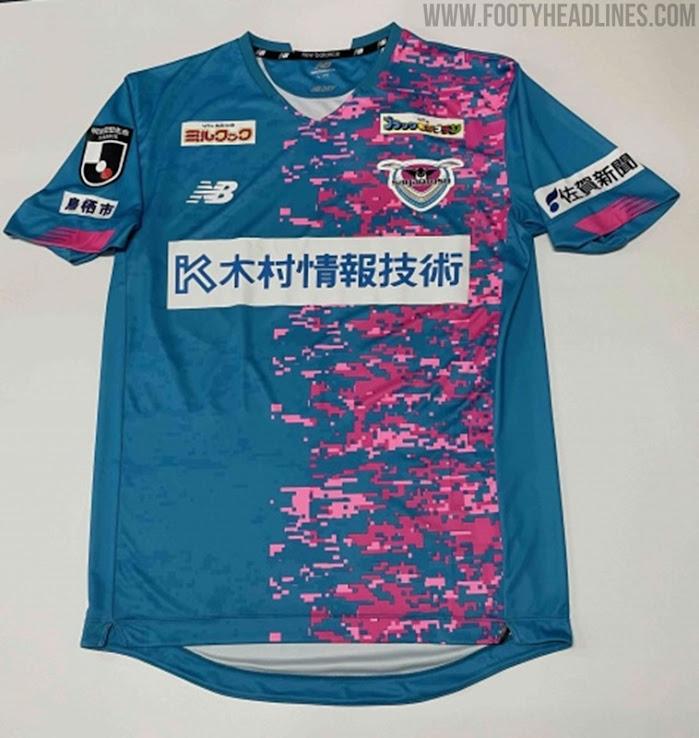 Sagan Tosu 2021 Home, Away & Goalkeeper Kits Revealed - Footy ...