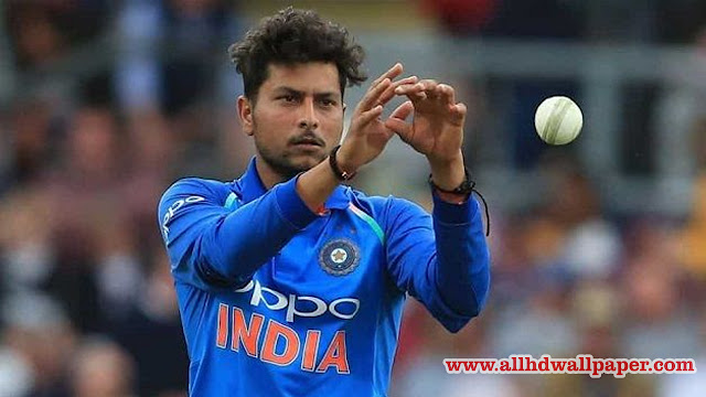 Free Download Kuldeep Yadav HD Wallpaper