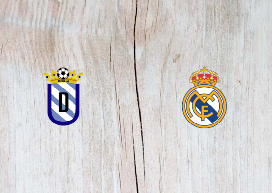 Melilla vs Real Madrid Full Match & Highlights 31 October 2018