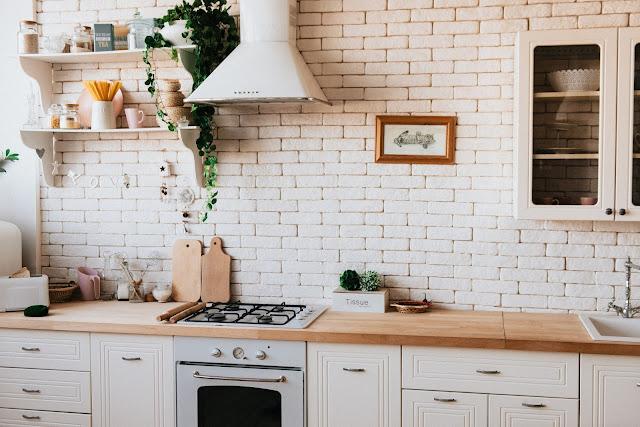 Motif Keramik Dinding Dapur Minimalis Sederhana