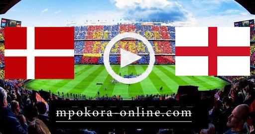 مشاهدة مباراة الدنمارك وإنجلترا بث مباشر كورة اون لاين 08-09-2020 دوري الأمم الأوروبية