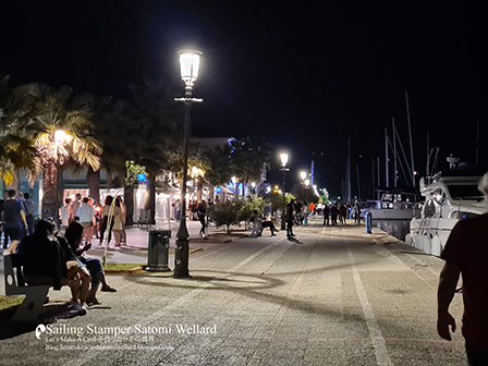 Life in Greece Preveza by Sailing Stamper Satomi Wellardギリシアプレべザでの生活レポ