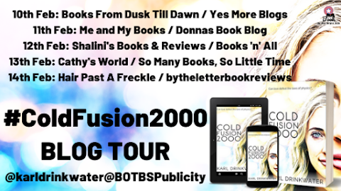 Cold Fusion 2000 - February Blog Tour
