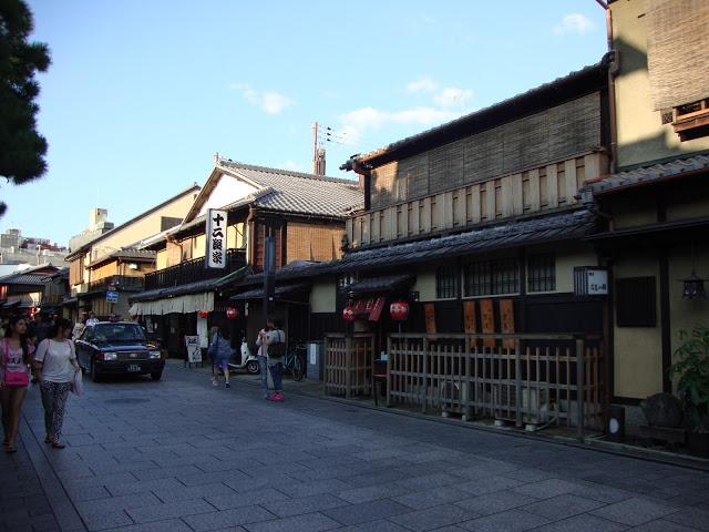 la strada di Gion