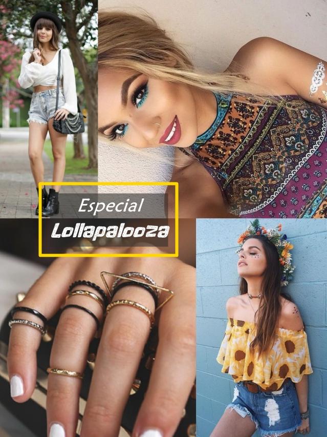 Looks lollapalooza 2017