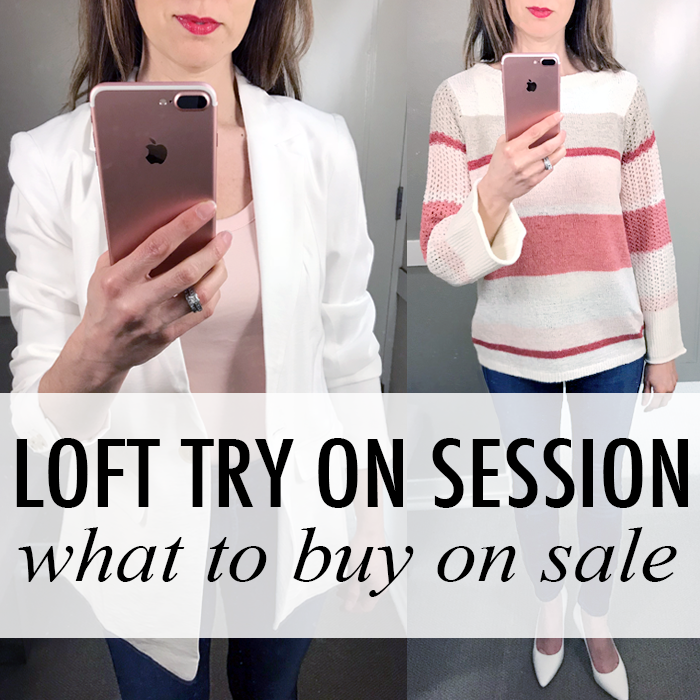LOVELOFT try on session