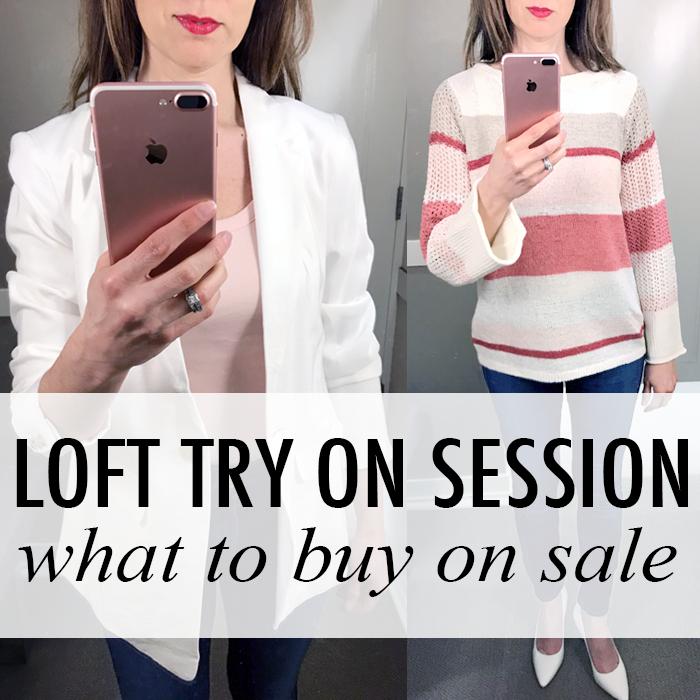 LOVELOFT try on session