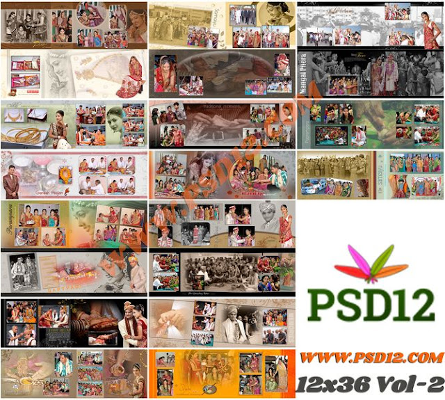 12x36 Photo Album Big Collection