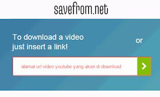 Cara Download Video Youtube dengan Mudah Format MP3