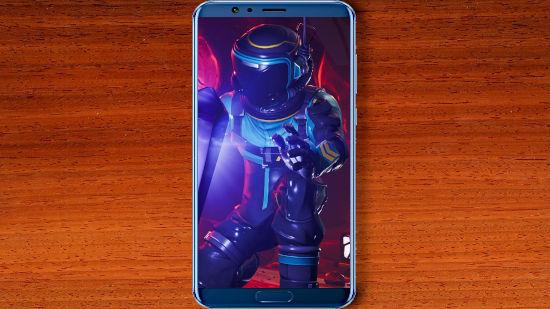 Fortnite Battle Royale - Astronaute Surprise - FHD pour Mobile