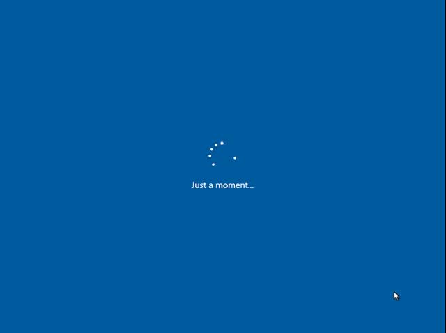 Setting Personalisasi Install Windows