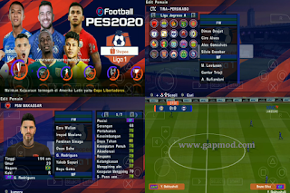 Download PES 2020 Jogress V3.5 by Gila Game Mod Shopee Liga 1 Indonesia