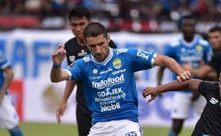 Persib Bandung Resmi Coret Srdjan Lopicic