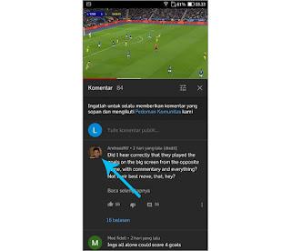 Cara Melihat Riwayat Komentar Orang Lain di Youtube Android, Mudah!