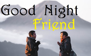 good night my lovely friends images