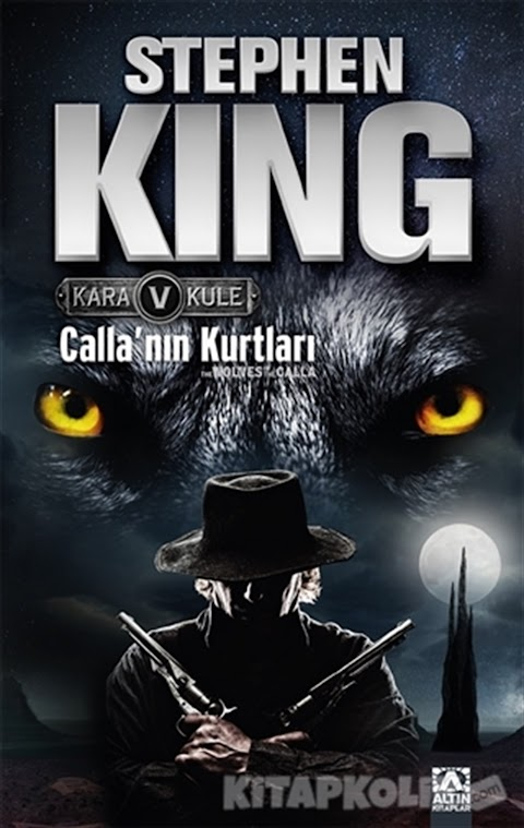 Callanin Kurtlari - Stephen King