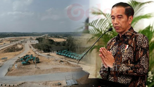 Pemerintah Tunda Pemindahan Ibu Kota, PKS: Akhirnya Sadar!