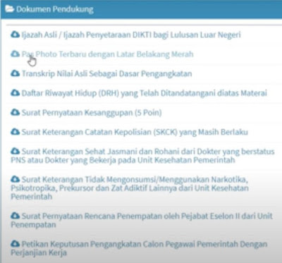 Dokumen Permberkasan PPPK Guru 2021