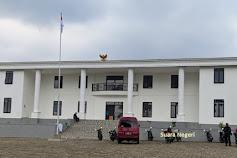 Status Tanah Balai Desa Cikendung Digugat, Pelayanan Masyarakat Akhirnya Pindah Ke Gedung Putih