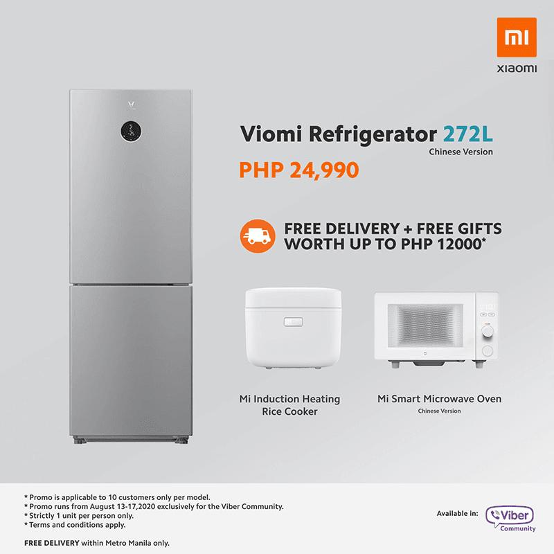 Viomi Refrigerator 272L