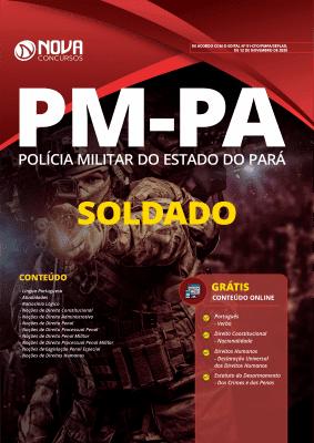 Apostila Soldado PM PA 2020 PDF Edital Online Inscrições