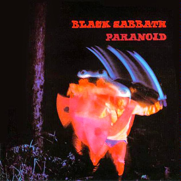 Black Sabbath - Paranoid cover