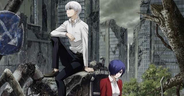 انمي Tokyo Ghoul:re 2nd Season مترجم كامل
