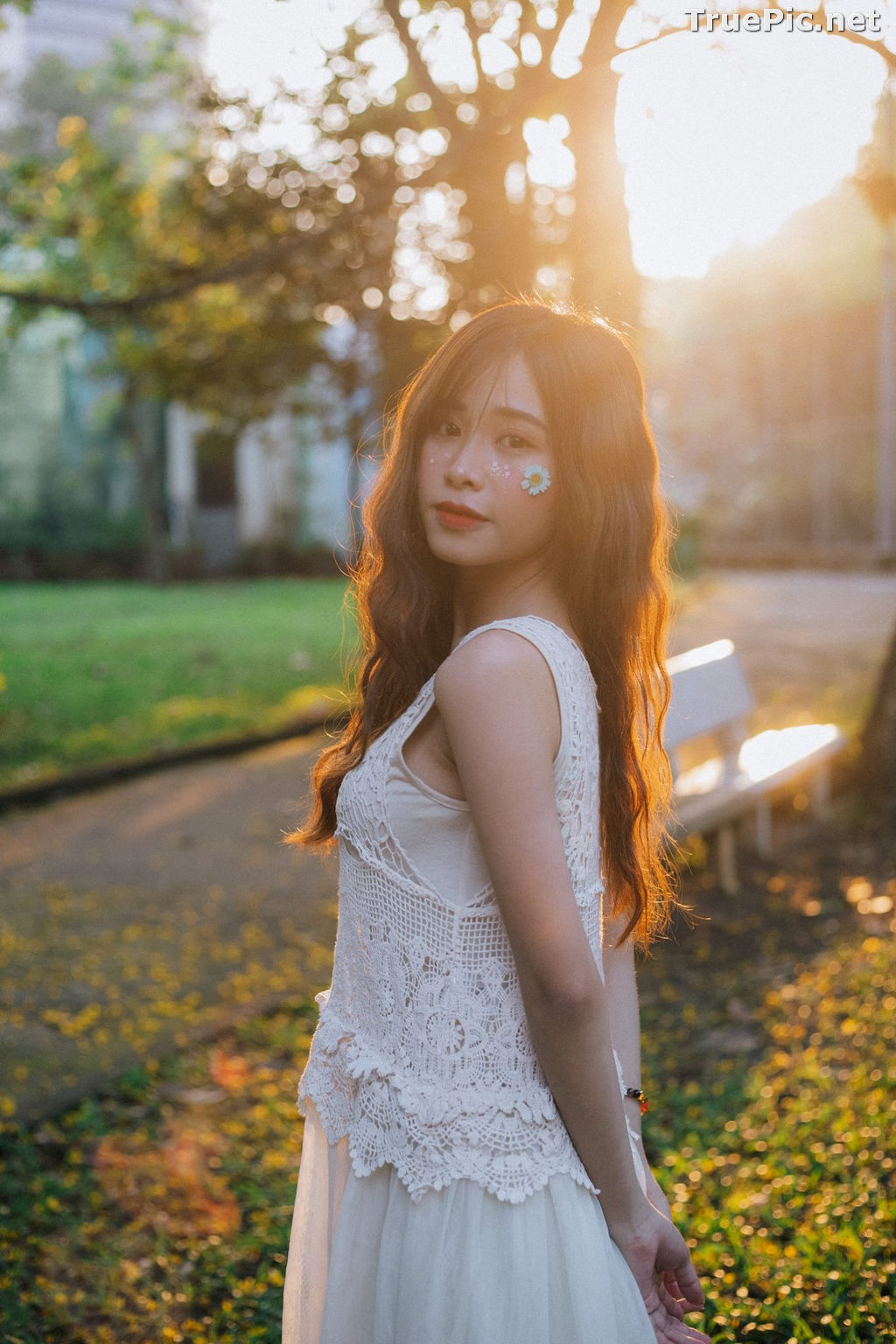 Image Vietnamese Model - Nguyen Phuong Dung - Hot Girls Ads - TruePic.net - Picture-3