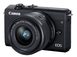 Canon EOS M200 Camera