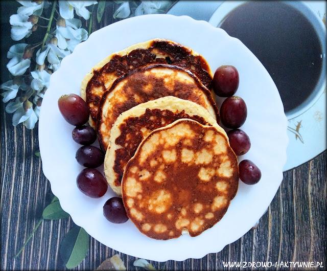 Placuszki twarogowe-idealne na śniadanie BT