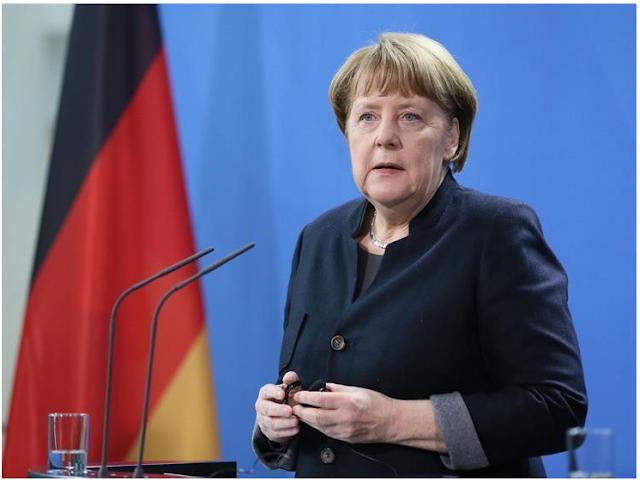 أنجيلا ميركل المستشارة الالمانية