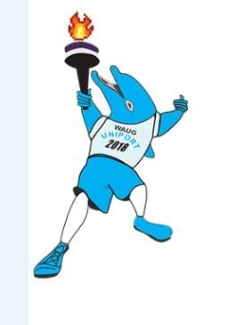 UNIPORT WAUG 2018 Mascot
