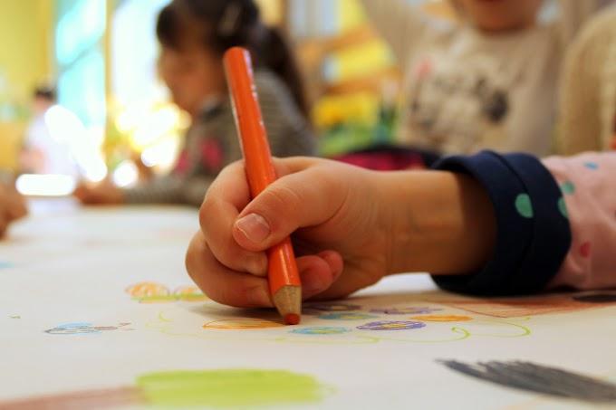 8 Manfaat Menggambar bagi Anak-Anak