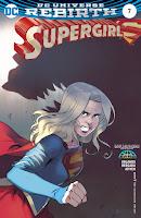 DC Renascimento: Supergirl #7