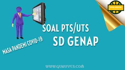 Download Soal PTS Bahasa Indonesia SD Kelas  Download Soal PTS Bahasa Indonesia SD Kelas 4 Semester 2 Kurikulum 2013