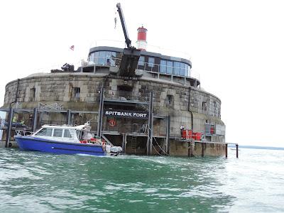 RIB exhilaration speedboat rides in solent